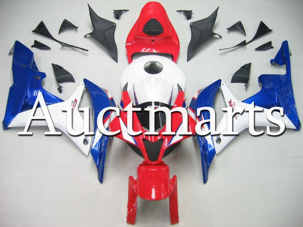 For Honda CBR 600 RR 2007 2008 Injection  ABS Plastic motorcycle Fairing Kit Bodywork CBR 600RR 07 08 CBR600RR CBR600 RR CB66