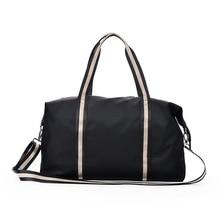 ピース/ロットポータブル旅行バッグ女性の大容量の荷物旅行バッグシンプルなカジュアルハンドバッグ 3