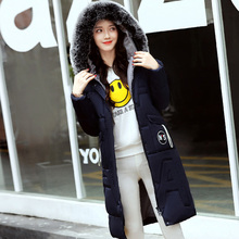 OLGITUM Winter 2019 New Thick Warm Cotton Coat Women Down Jacket female Cotton-padded Clothes Big Jacket Coat