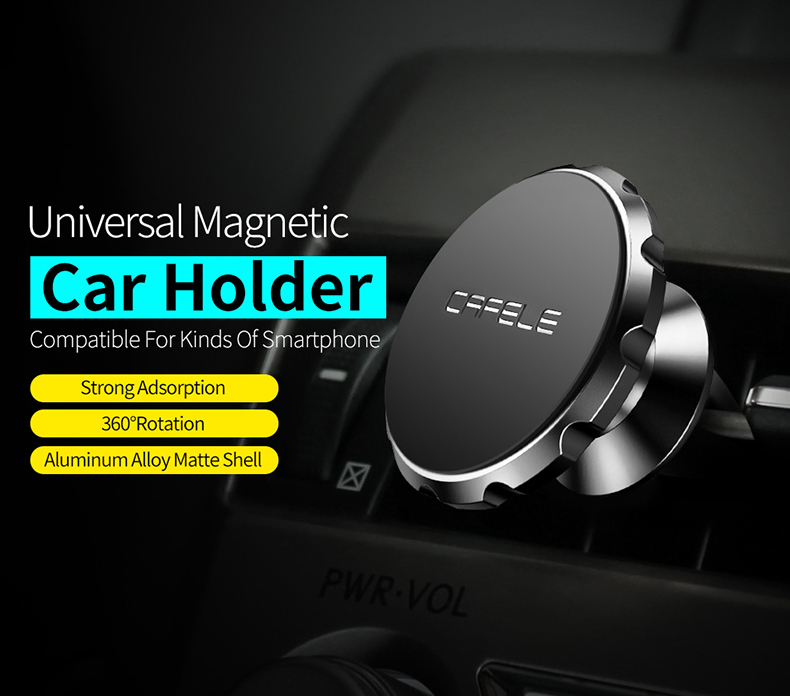 Magnetic Car Phone Holder Holders & Stands Smartphone Accessories CoolTech Gadgets free shipping |Activity trackers, Wireless headphones