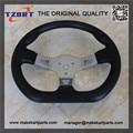 go kart steering wheel  outer diameter 270mm x high 39 mm high  small yacht steering wheel