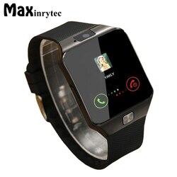 Bluetooth relógio inteligente dz09 wearable relógio de pulso do telefone relogio 2g sim tf cartão para iphone samsung android smartphone smartwatch