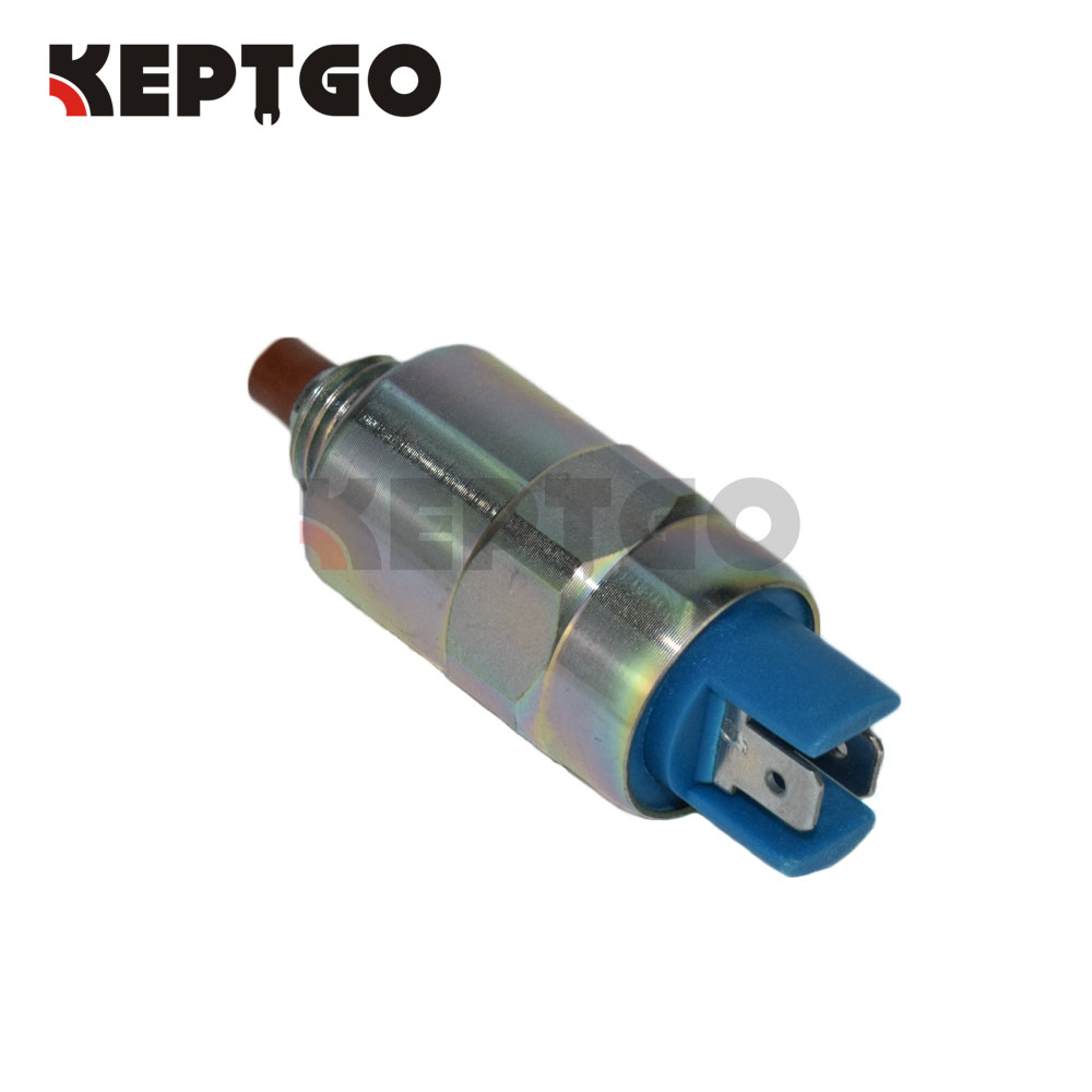 New 643235 12V Solenoid Valve For JCB 3CX 4CX Perkins Series плоскогубцы jcb jpl005