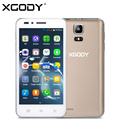 XGODY G200 4.5 inch Android 3G Smartphone Unlocked MTK6572 Dual Core 512MB RAM 8GB ROM Cell Phone Dual SIM Card 5MP Mobile Phone