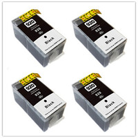 4x For HP 920 920 XL Black Ink Cartridge For Officejet 6500 6500 Wireless 6500A 7500A