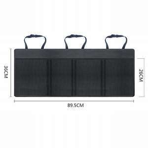 Image 4 - Car Storage Bag Car Seat Back Bag Trunk Storage Bag Large Capacity Creative Car Accessories