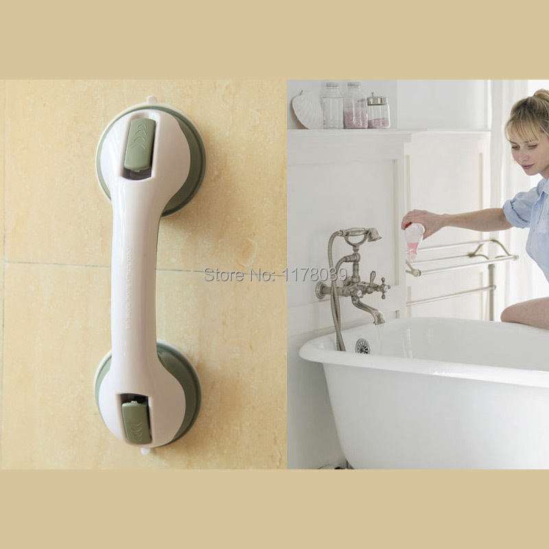 Toilet Sucker Armrest,No Drilling Anti Slip Handrail,portable Shower Grab  Bars,safety Handrails For Bathrooms,J16482 In Grab Bars From Home  Improvement On ...