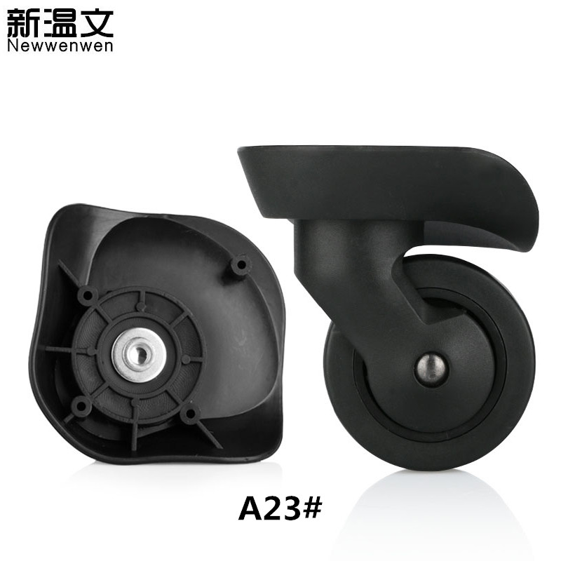 bae6d2fc87aa US $21.0 25% OFF|Replacement Luggage Wheels,luggage wheels parts,Suitcase  Wheels Replace,Wheel for Suitcases A23#-in Bag Parts & Accessories from ...