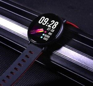 Image 4 - Senbono K1 Stappenteller Smart Horloge IP68 Waterdichte Ips Kleur Screen Hartslagmeter Fitness Tracker Sport Smartwatch
