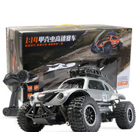 New Original RC Cars Toys 1/14 2.4GHz 25km/H Independent Suspension Spring Off Road Vehicle RC Crawler Car Kids Gifts