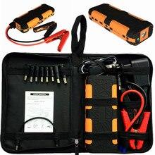 Мини 20000 мАч автомобиля Пусковые устройства Батарея 12 В Портативный Запасные Аккумуляторы для телефонов автомобиля Зарядное устройство для Батарея Booster Buster пусковое устройство Diesel