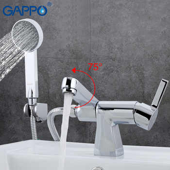 GAPPO Bathtub Faucet shower bathroom shower faucets wall shower wall mixer tap Brass bathtub sink mixer waterfall faucet GA1204 - DISCOUNT ITEM  50% OFF All Category