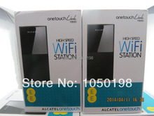 Original Unlock LTE FDD 100Mbps Alcatel One Touch Y800 Portable 3G 4G Wireless Router With Sim Slot