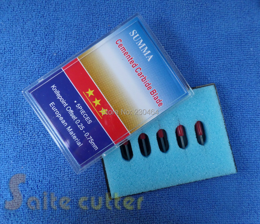 30pcs 45 degree summa D blades cutting plotter vinyl cutter blade summa needle knife tool cutter цена