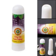 Cold Headache Congestion On Wake Bar Mint Rhinitis Nasal Psychic Cream Care Health care tool