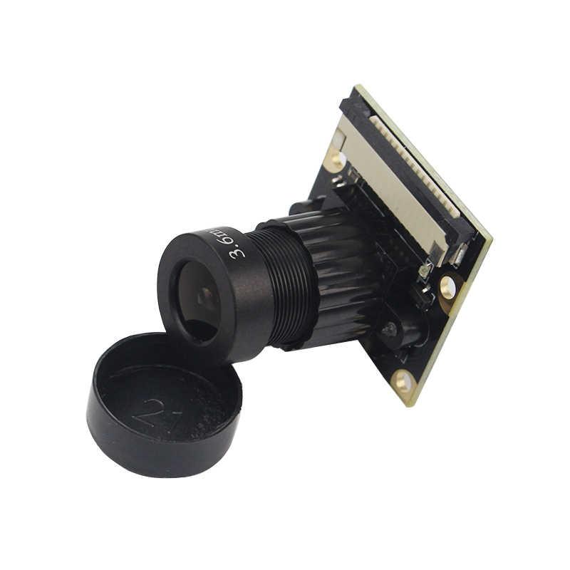 التوت بي 3B + 5Mp ميجابيكسل ليلة كاميرا Ov5647 الاستشعار فيش واسعة الزاوية كاميرا وحدة ل التوت بي 3 نموذج B/2