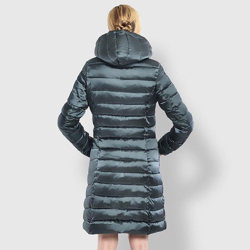 Qualité Femmes Coton Usure 3xl Motif Haute Manteau Veste Outwear Vers Imperméable Black Blue Green À Le Capuche Neige army Hiver Parkas De Mode Épaisse Européenne Bas royal 1qX8P8O