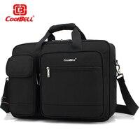 17 3 Inch Laptop Bag CoolBell 17 3 Notebook Shoulder Bag Multi Compartment Messenger Handbags Bag