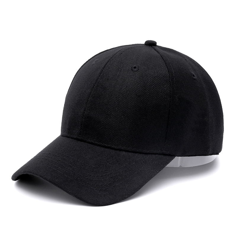 High Quality 8 Colors Unisex Casual Solid Adjustable   Baseball     Caps   Snapback Hats   Baseball     Cap   For Women Men Hip Hop Dad Hat Bone