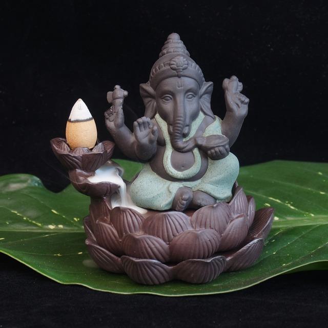 Lord Ganesha- Creative environmental Home office Decor