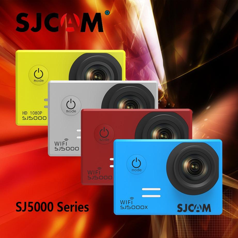 Sport & Action-videokameras Der GüNstigste Preis Ursprüngliche Sjcam Marke Sj5000/sj5000 Wifi/sj5000 Plus/sj5000x/sj 5000 Ultra Hd Sport Action Kamera Mini Wasserdichte Kamera