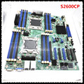S2600CP X79 Серверная материнская плата LGA2011 протестированная Рабочая