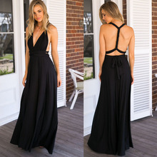 Infinity Wrap Robe Maxi Dress