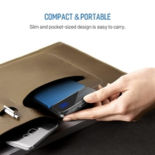 Rock P38 Wireless Charger Power Bank 8000 mAh with Digital Display