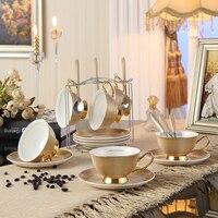 Высший сорт Китайский костяной фарфор, кофейный набор, британский фарфор, керамический чайный набор, горшок, Сливочная сахарница, чаша для ч