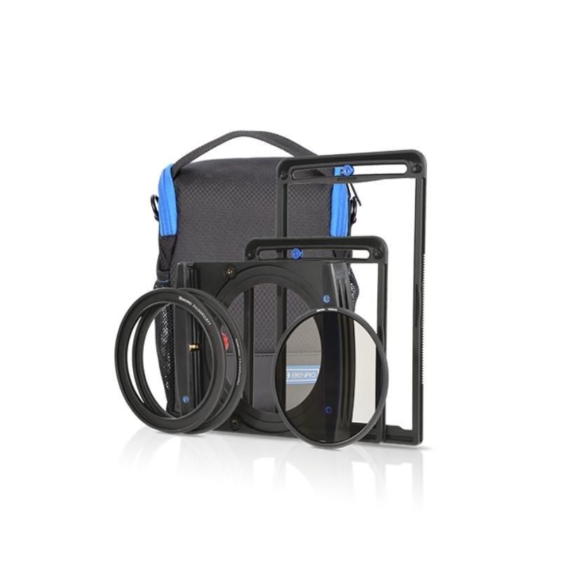 Benro FH100M2K0 100 millimetri sistema di Supporto Del Filtro kit (FH100M2 + 82 millimetri cpl + Sacchetto)