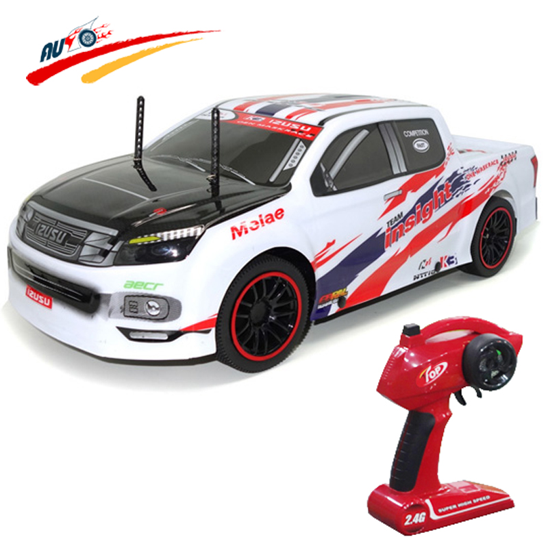 ᓂrc Car 2 4g 1 10 Racing ⊹ Car Car For Isuzu D Max Pickup