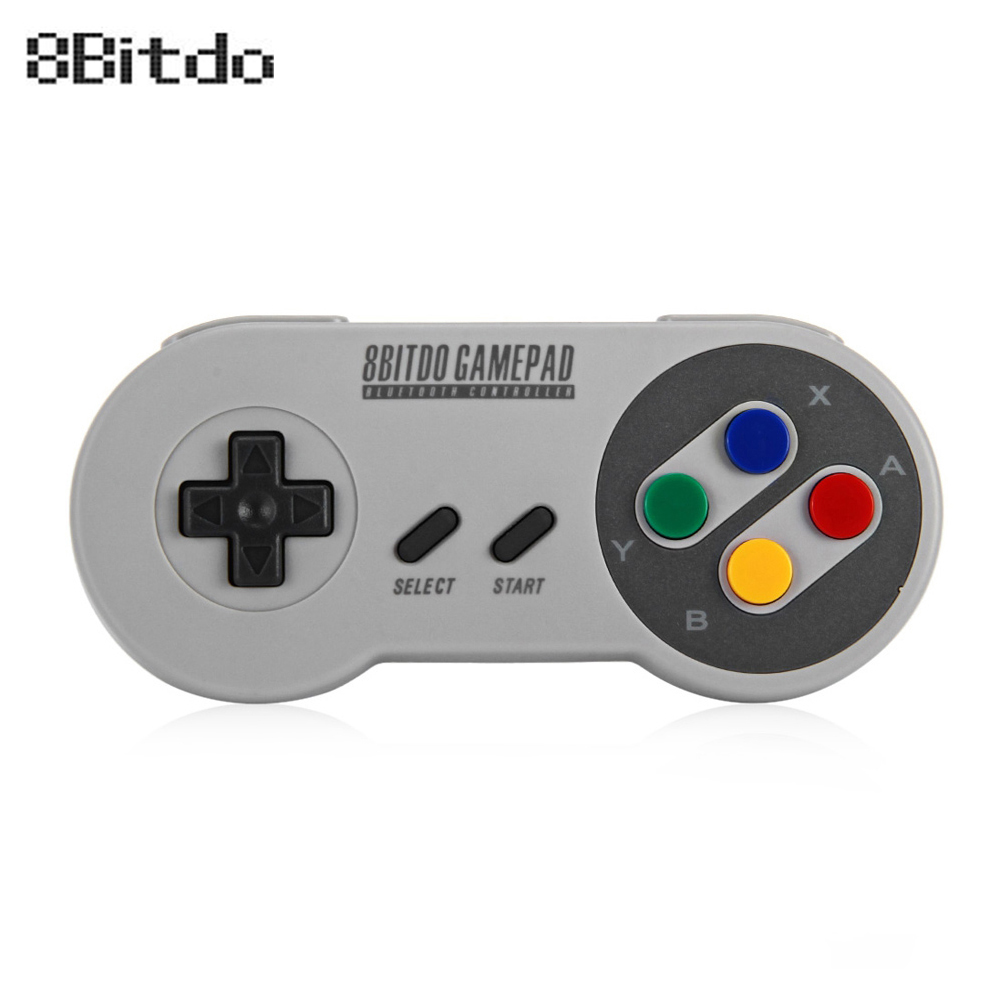 8Bitdo NES30 Pro Joystick Android Wireless Gamepad Controle USB/Bluetooth Connect Dual Classic Joystick for Android Phone PC