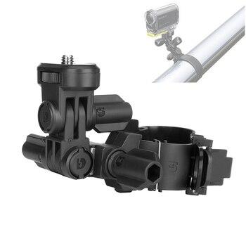 Bicicleta Roll Bar Mount para Sony HDR Ação FDR-X3000 HDR-AS30V HDR-AS100V AS15 AS20 AS30V AS300 AS200V AS100V como VCT-RBM1