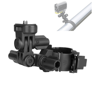 Image 1 - אופני אופניים רול בר הר עבור Sony פעולה FDR X3000 HDR AS30V HDR AS100V HDR AS15 AS20 AS30V AS300 AS200V AS100V כמו VCT RBM1