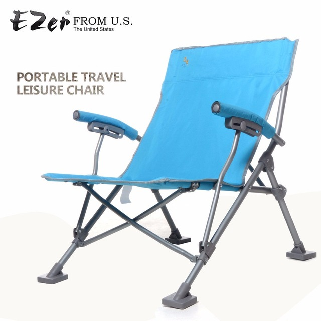 Ultimate Outdoor Adjustable Folding Breathable Picnic Beach Garden Camping Summer Fishing Chair With Legs Bags