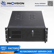 Endüstriyel bilgisayar RC630 4 Urack montaj şasi