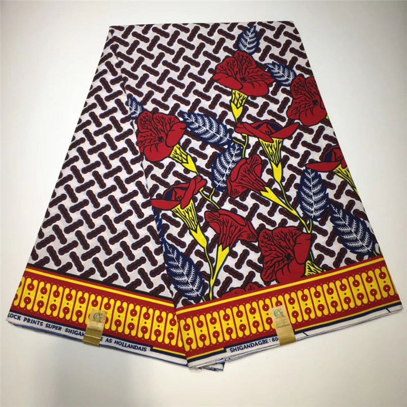 WG!african wax print fabric ankara java wax printed cotton african fabric wholesale 2018 nigerian ankara fabrics ! J90203
