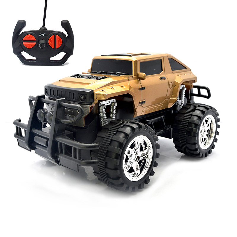 RC Car 1 18 High Speed SUV Drift Motors Drive Buggy Car Remote Control Radio Controlled