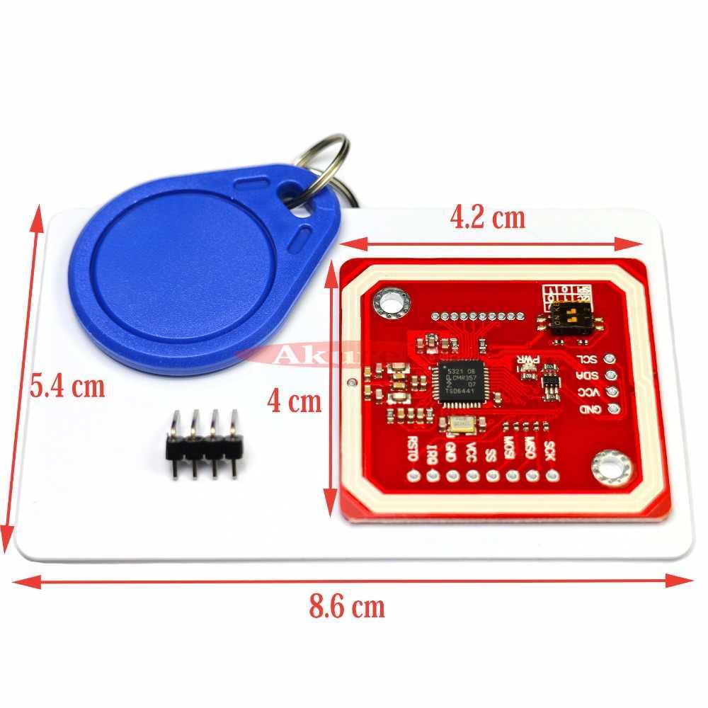 10PCS PN532 NFC RFID Wireless Module For Arudino V3 NFC Kits