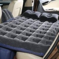 car travel bed back seat sofa inflatable mattress for vw polo 9n 6r sedan tiguan allspace tiguan mk2 touareg