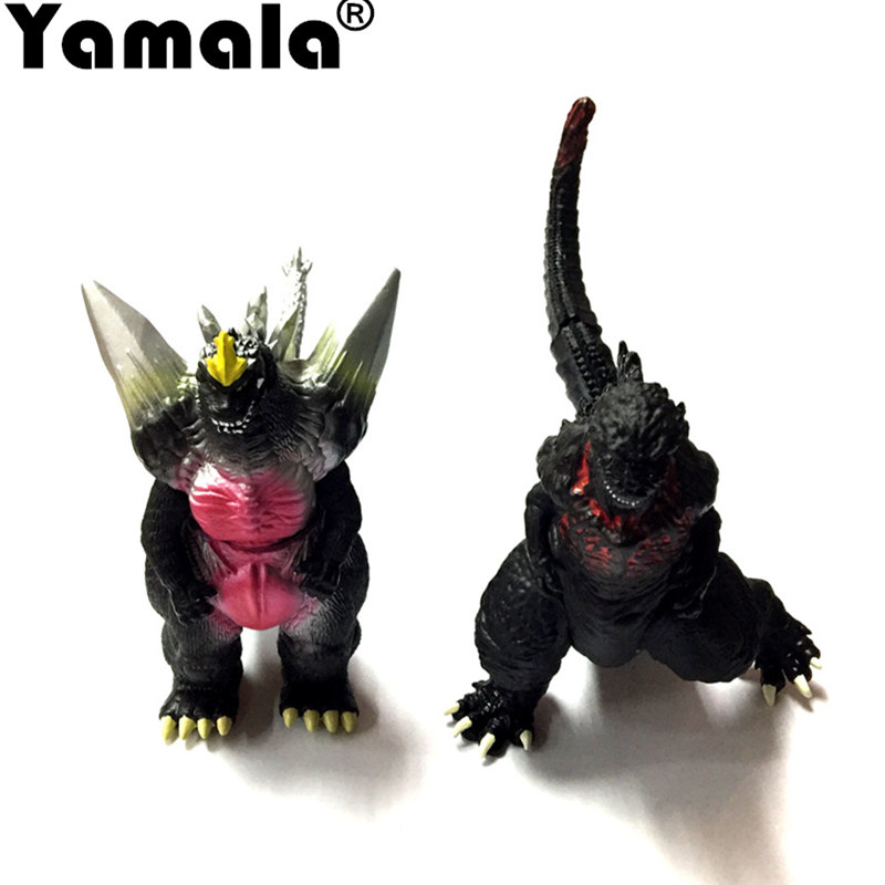 [Yamala] 30CM Anime Ultraman Monsters Doll Movie Godzilla Action Figure toys Collectible Model Dolls Boys Dinosaur Toys 1 6 figure doll afghanistan civilian fighter asad the soviet afghan war 1980 12 collectible figure doll plastic model toys