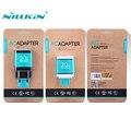 Nillkin Зарядное Устройство 5 В 2A Максимальная Скорость Зарядное Устройство AC 2A ЕС Европа стандартный Разъем USB Power Wall Зарядное Устройство Для Сотового Телефона USB Зарядное Устройство