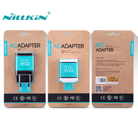 Original Nillkin Charger 5V 2A Top Speed Charger AC 2A EU Europe Standard USB Plug Power