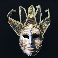 5pcs/lot new style party mask high quality 5 angles Italy Venice Venetian mask masquerade mask.free shipping