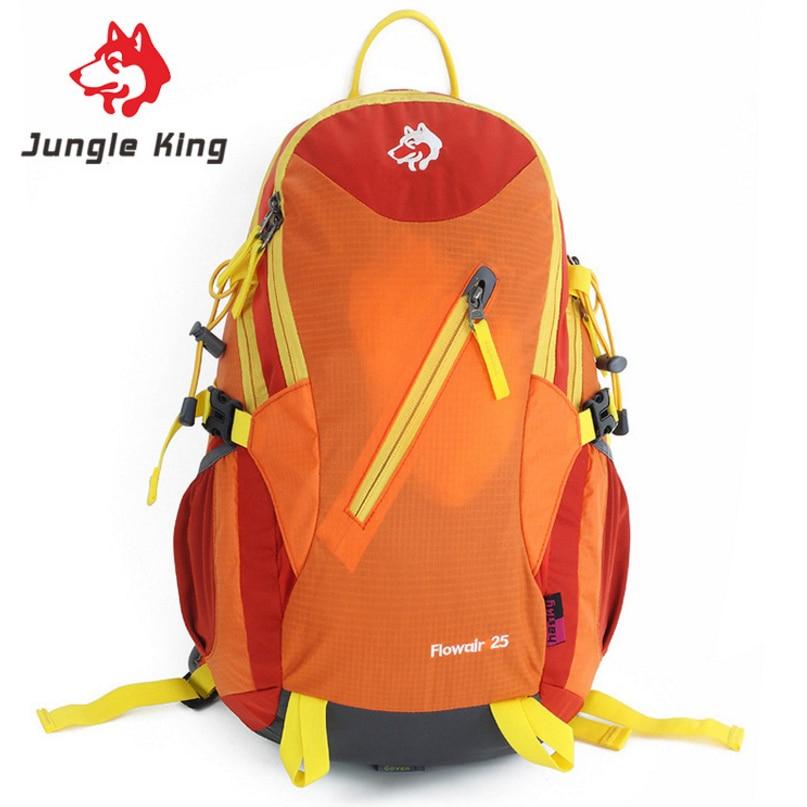 JUNGLE KING en plein air hommes et femmes sac à dos nouvelle marque de haute qualité escalade camping randonnée sac à dos 25L nylon multifonction sacs