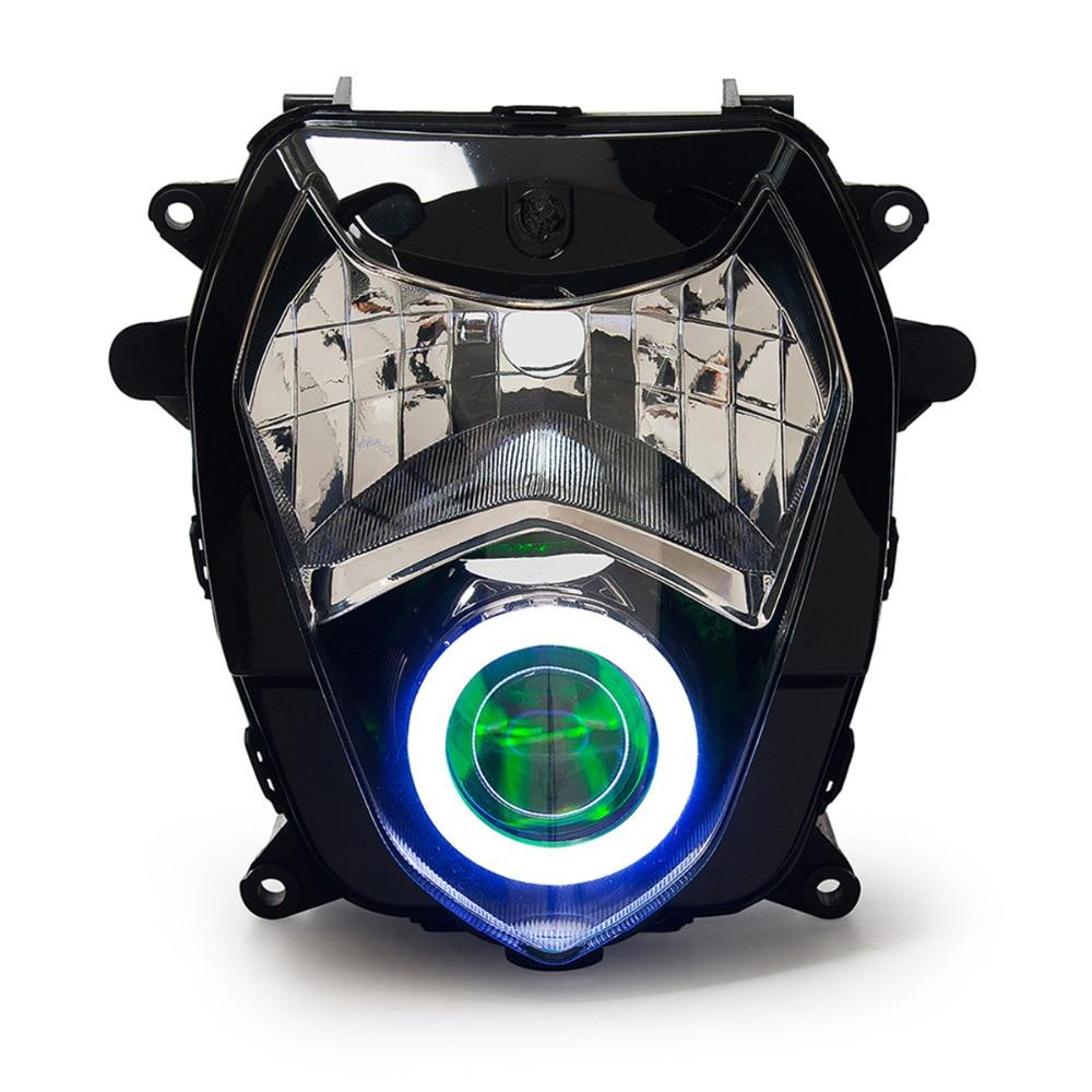 KT Headlight for Suzuki GSXR1000 GSX R1000 2003 2004 LED ... on