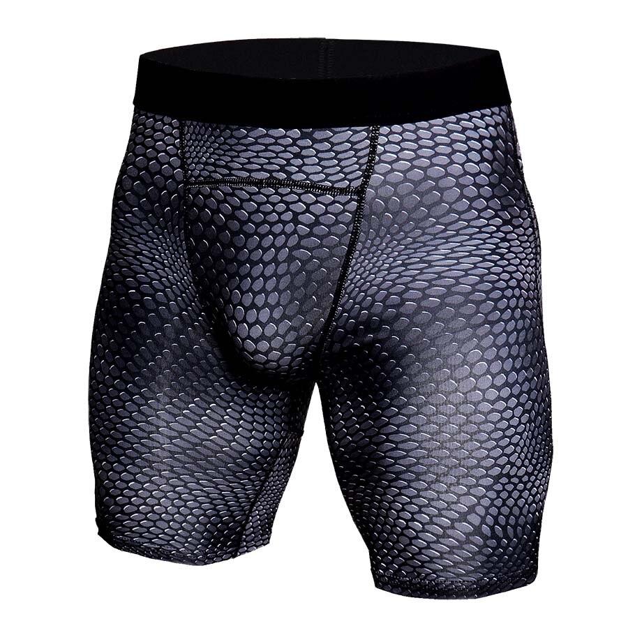 Summer Sport Shorts Men Compression Short Pants Quick Dry Jogging Tights Running Shorts Bodybuilding Crossfit Fitness Leggings