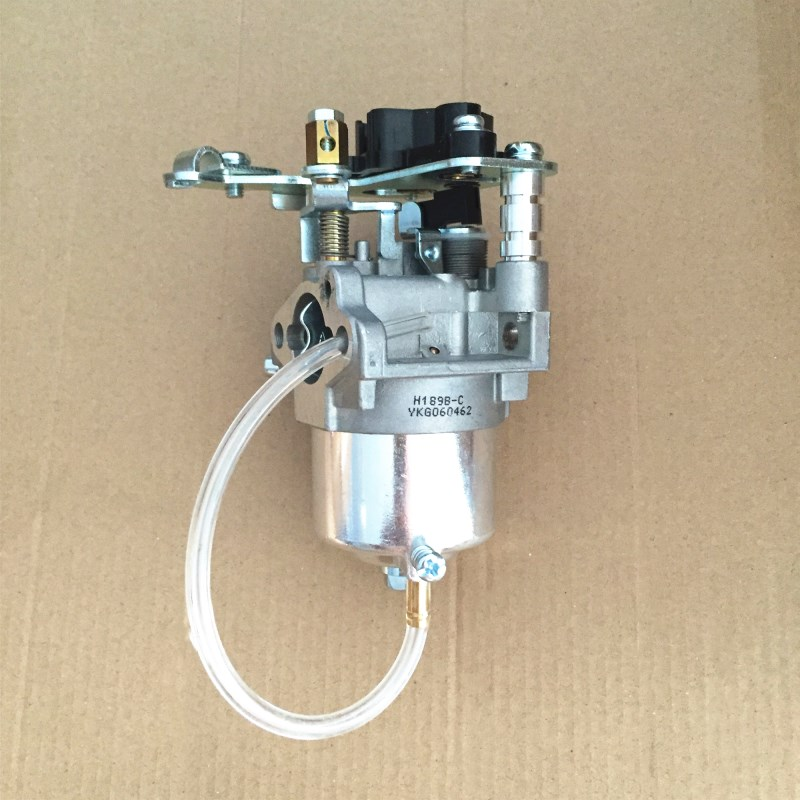 US $59 5 30% OFF|CARBURETOR FITS MZ80 CHINESE 148F INVERTER GENERATOR FREE  POSTAGE GENSET CARB 4 STROKE 79CC OHV REPLACEMENT PARTS-in Generator Parts