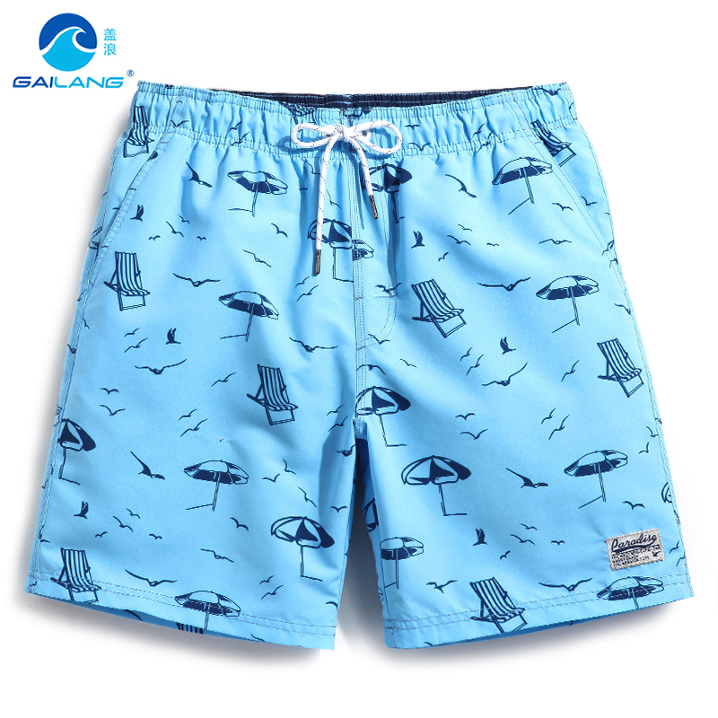 Beach   shorts   Men's swimsuit surfing or swimming bathing suit sexy plavky swimwear elastic sporttive   board     shorts   liner mesh