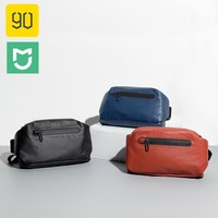 Xiaomi Small Capacity Waist Bag Waterproof Fashion 90Fun Function Waist Packs Backpacks Warning Light Bar Postman Bag